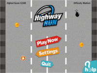 HighwayRun screenshot 1/2