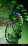 Neon abstraction lwp screenshot 2/3