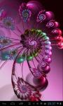 Neon abstraction lwp screenshot 3/3