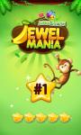 Jewel Mania - Jungle Dash screenshot 1/5