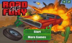 Road Of Fury screenshot 1/5