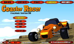 Coaster Racer screenshot 1/4
