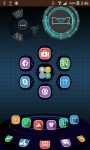 Flat-UI Next Launcher 3D Theme screenshot 1/4