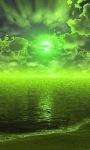 Green Weather Live Wallpaper screenshot 1/3