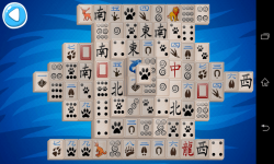 Animal Mahjong screenshot 2/6