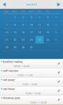 Easy Schedule - quick calendar screenshot 2/3