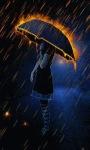 Umbrella In Flame LWP screenshot 1/3