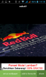 Redbull Wallpaper screenshot 2/3