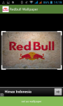 Redbull Wallpaper screenshot 3/3