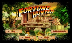 Free Hidden Object Game - Fortune Hunter screenshot 1/4