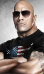 The Rock WWE 12 Live Wallpaper screenshot 1/3
