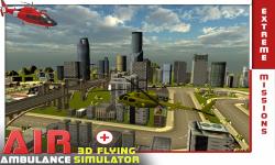 Air Ambulance Flying Simulator screenshot 1/5