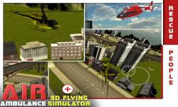 Air Ambulance Flying Simulator screenshot 4/5