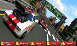 Turbo Racing Sport Car Traffic screenshot 1/4