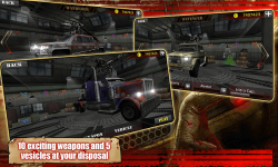 Zombie Highway Killer 3D screenshot 1/6