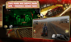 Zombie Highway Killer 3D screenshot 4/6