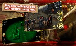 Zombie Highway Killer 3D screenshot 5/6