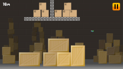 Fly in the Warehouse screenshot 2/3