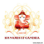 108 Names of Ganesha Lite screenshot 1/2