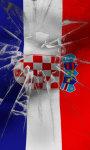 Croatia flag lwp Free screenshot 1/5