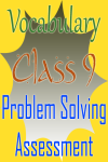 Class 9 - Vocabulary V1 screenshot 1/3
