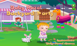 Baby Hazel Backyard Party screenshot 1/6
