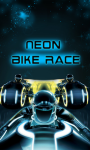 Neon Bike Race screenshot 1/4