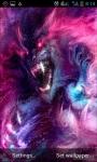 Space Demons Live Wallpaper screenshot 1/3