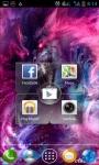 Space Demons Live Wallpaper screenshot 3/3