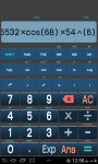 Realcalc - Scientific Calculator screenshot 2/4