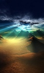 Amazing Blue Sky High Images HD Wallpaper screenshot 2/6