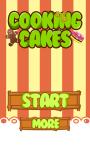 Cakes Cooking Games screenshot 1/4