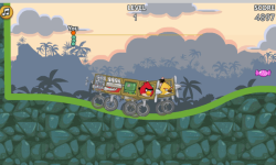 ANGRY BIRDS CRAZY RACING screenshot 3/4