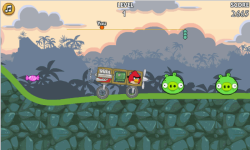 ANGRY BIRDS CRAZY RACING screenshot 4/4