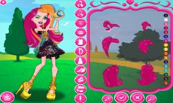 Monster High Freaky Field Trip Gigi Grant screenshot 2/4