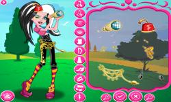 Monster High Freaky Field Trip Gigi Grant screenshot 3/4