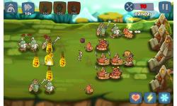 Tribal Defense - Tower War screenshot 1/6
