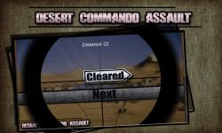 Desert Commando  Assault screenshot 3/6