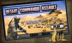 Desert Commando  Assault screenshot 4/6