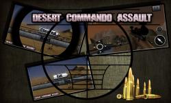Desert Commando  Assault screenshot 5/6