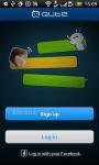 Qutee messenger screenshot 1/6