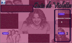 Violetta Quizz screenshot 2/3