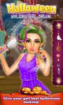 Halloween Holiday Girl Salon screenshot 2/5