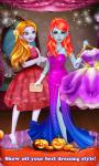 Halloween Holiday Girl Salon screenshot 4/5