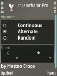 Masturbator Pro screenshot 1/1