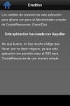 CrystalAPP screenshot 3/3