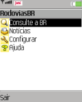 Rodovias BR - Motorways screenshot 1/1