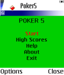 PokerSolitaire screenshot 1/3