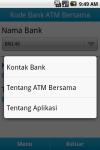 Kode ATM Bersama Indonesia screenshot 2/6