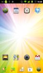 Rainbow Live wallpaper app screenshot 2/2
